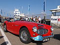 Austin Healey 100-6 SIX dutch licence registration DH-98-33 pic1.JPG