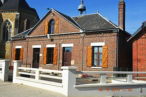 Avreuil - The Town Hall