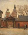 Axel Johansen - Rosenborg Slot - 1930.png