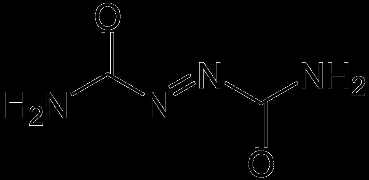 Azodicarbonamide Wikipedia
