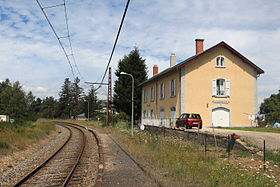 Image illustrative de l'article Gare de Loubaresse