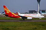 B-5288 - Hainan Airlines - Boeing 737-74P(WL) - CAN (14409911168).jpg