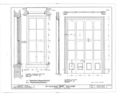 B. F. Hastings Bank Building, 128-132 J Street, Sacramento, Sacramento County, CA HABS CAL,34-SAC,18- (sheet 4 of 5).png