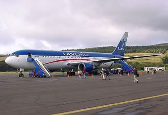 History of Easter Island - Mataveri International Airport