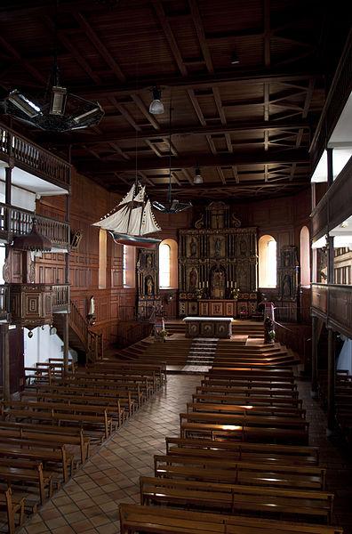 L'église Notre-Dame-de-l'Assomption est un lieu de culte catholique situé dans la commune de Bidart, dans le département français des Pyrénées-Atlantiques.