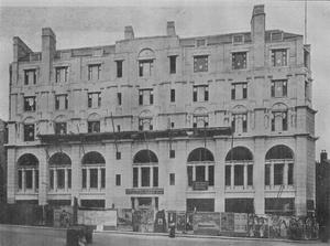 Embassy of Zimbabwe, London - Agar Street