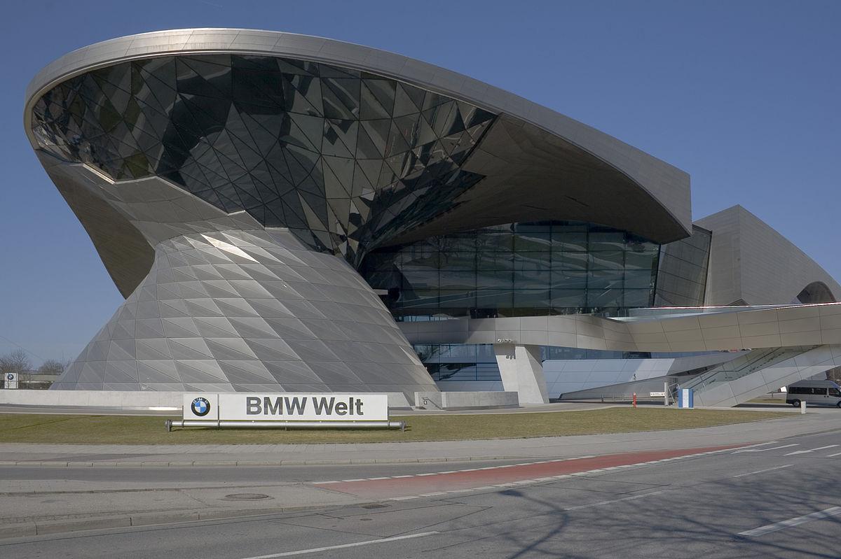 Archivo:BMW Welt, Múnich, Alemania01.JPG - Wikipedia, la ...