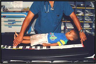 International emergency medicine - Broselow tape