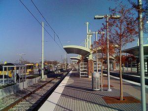 Bachman station - Image: Bachman Station