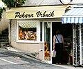 Baeckerei am Markt von Malinska.JPG