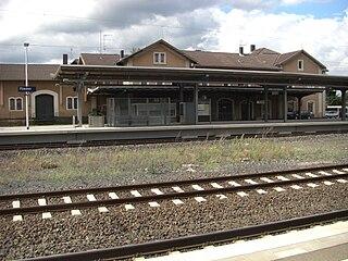 Flieden station railway station in Flieden, Germany