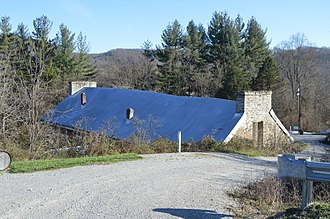 National Register of Historic Places listings in Bracken County, Kentucky - Image: Baker Wine Cellar