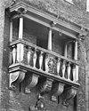balcon aan de voorgevel - haarlem - 20096071 - rce
