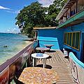 Balcony view of Tropicana Motel Rove Honiara Solomon Islands.jpg