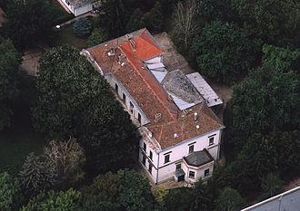 Balkány - Balkány - Palace