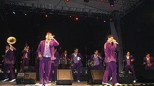 Banda el Recodo - Banda El Recodo, Cancún, 2009.
