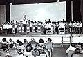 Banda Sinfónica de la Fuerza Aérea de Chile, década del 80'.jpg