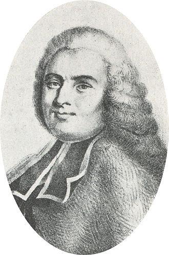 Jacques Barbeu-Dubourg - Image: Barbeu du Bourg Jacques 1709 1799