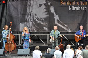 The Sands Family - The Sands Family at the Bardentreffen festival 2014