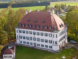 House of Leyen - Waal, Bavaria Castle, family seat since 1820