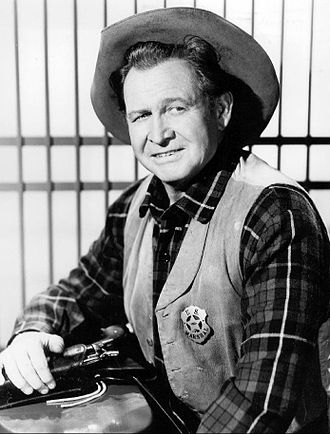 Outlaws (1960 TV series) - Barton MacLane