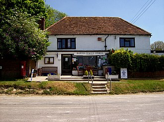 Barton Stacey - Barton Stacey Village Stores and Post Office has been trading for 200 years