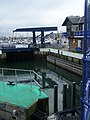 Bascule Bridge at Chatham Maritime Marina - geograph.org.uk - 1040007.jpg