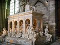Basilique de Saint-Denis - Tombeau de Louis XII et d'Anne de Bretagne.jpg