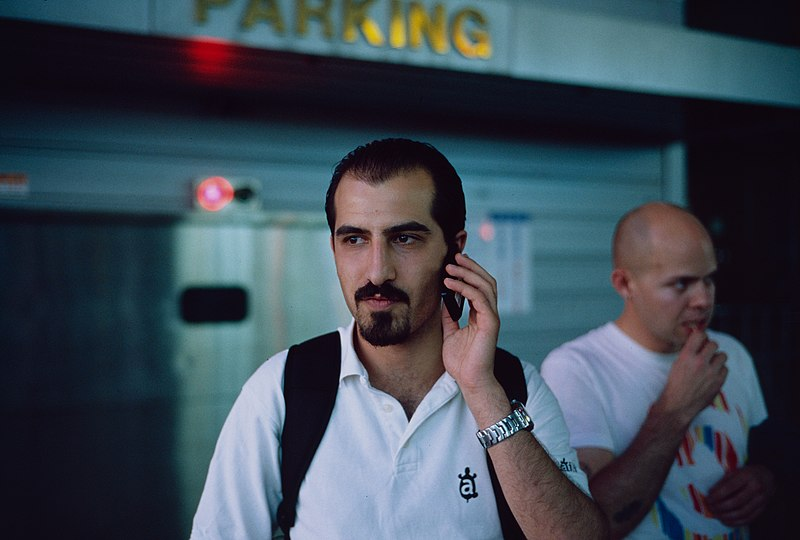 Open-source advocate and Wikipedian Bassel Khartabil has been taken from a Syrian prison and brought to an unknown location. Photo by Christopher Lee Adams, public domain.
