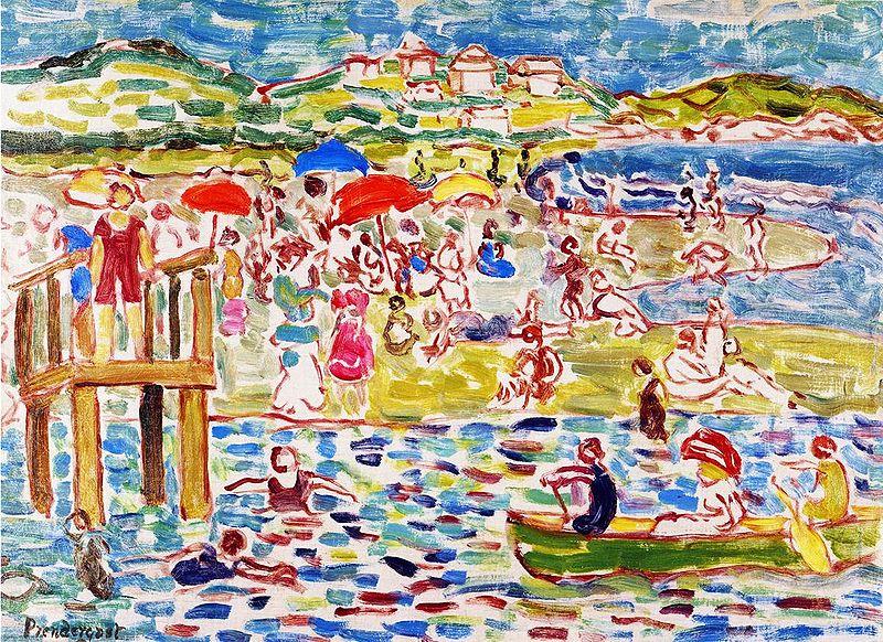 File:Bathers Maurice Prendergast.jpeg