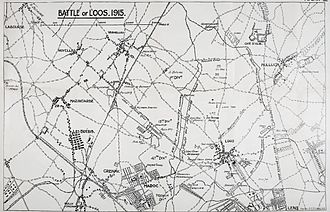 City of London Rifles - The Battle of Loos 1915