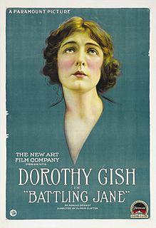 <i>Battling Jane</i> 1918 film