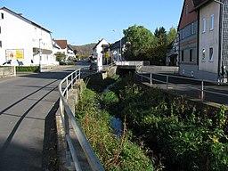Lange Baunastraße in Schauenburg