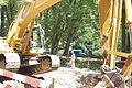 Baustelle Hilmteich, Juli 2014 (14378393870).jpg