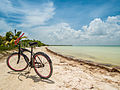 Beach Holbox island Mexico Strand (19991758050).jpg