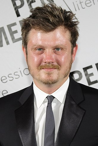 Beau Willimon - Willimon at the PEN Gala, May 2015.
