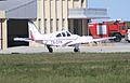 Beech E55 ZS-DVN (15564731335).jpg