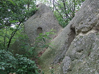 Mezőkövesd District - Image: Beehive stone