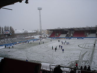 Domestic association football season - In colder climates, like in Sweden, the season is restricted by weather conditions.