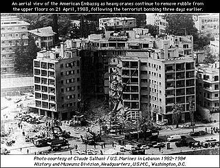 1983 United States embassy bombing