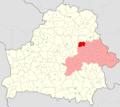 Belarus, Mahilioŭskaja voblasć, Kruhlianski rajon.png
