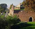 Belgrade. Forts of Upper Town in Kalemegdan fortress.jpg