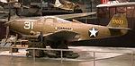 Bell P-39Q Airacobra, USAF Museum, Ohio.jpg