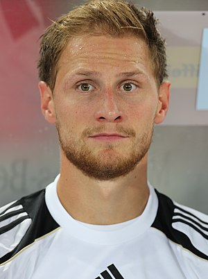 Benedikt Höwedes - Höwedes with Germany in 2012