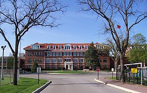 Lisle, Illinois - Lisle is home to Benet Academy, a private high school