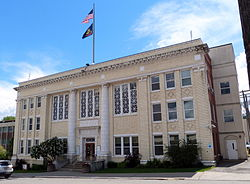 Benewah County Courthouse 1 - St Maries Idaho.jpg