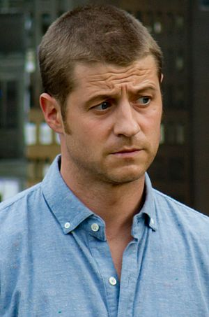 James Gordon (comics) - Ben McKenzie as Detective Gordon in Gotham