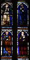 Benvenuto di giovanni e guglielmo botti, vetrate con santi, 1470 circa 03.JPG