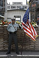 Berlin- An American soldier at Checkpoint Charlie - 2932.jpg