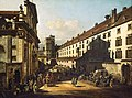 Bernardo Bellotto, called Canaletto - Vienna, Dominican Church - Google Art Project.jpg